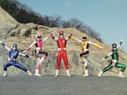 Flashman (Turboranger special)