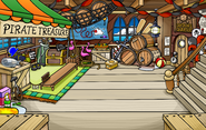 Rockhopper's Arrival Party Ship Hold