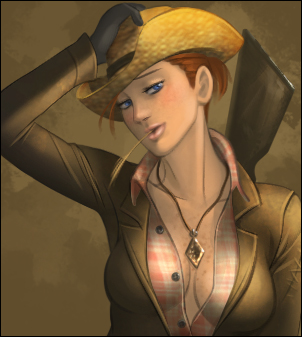 Rose of sharon cassidy by ironshrinemaiden-d46vi26