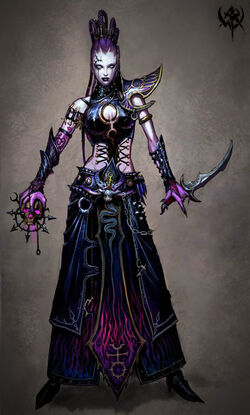 Zealot of Slaanesh Dave Lim
