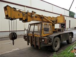 1973 TAYLOR JUMBO Speedcrane Diesel