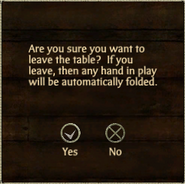 PokerLeaveTable