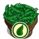 Organic Pea Bushel-icon