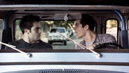 Derek and Stiles