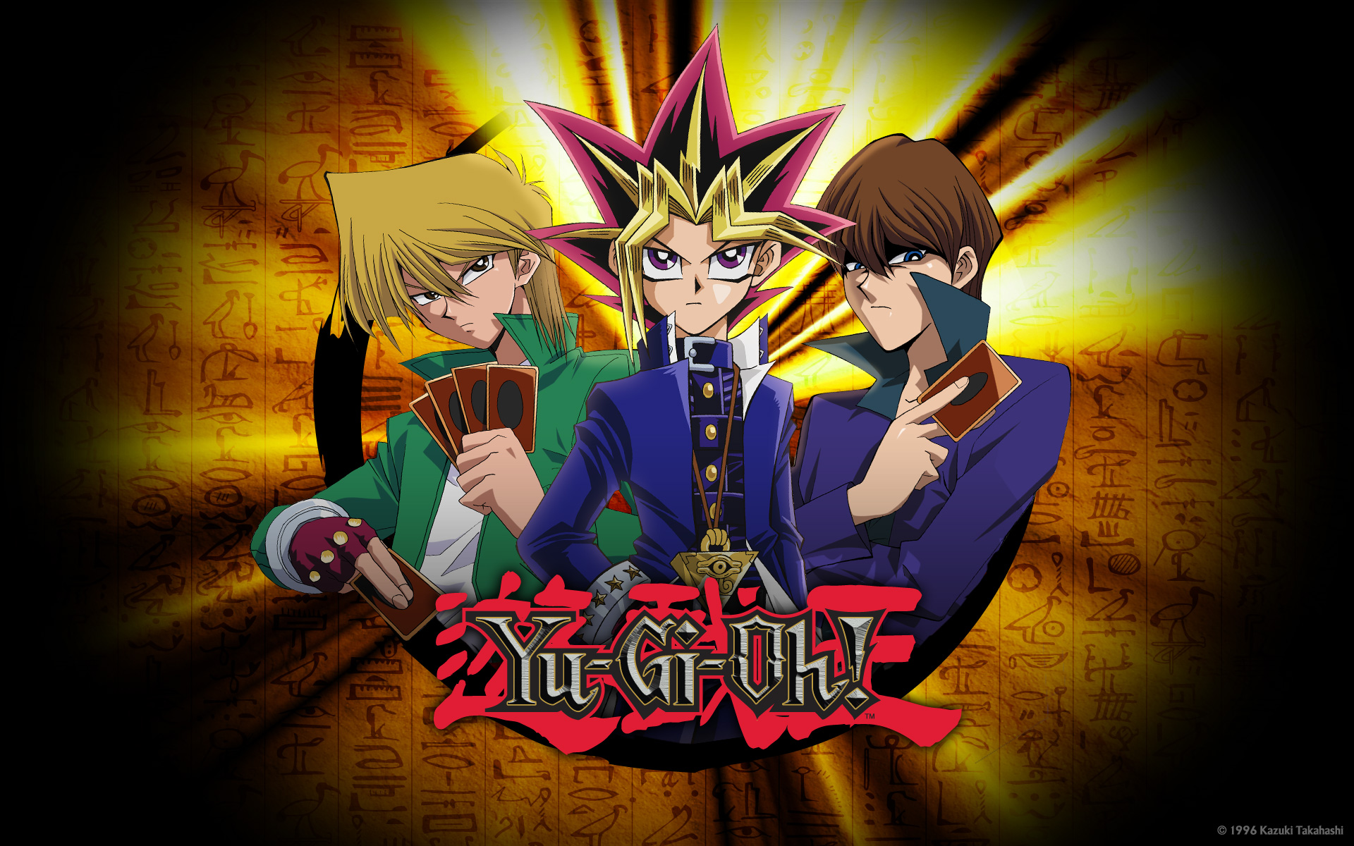 Yu-Gi-Oh! - Toonami Wiki
