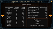 Port Statistics