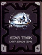 DS9 Season 1 DVD-Region 2