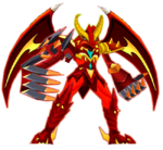 Alto Scarab Bakugan form