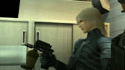 MGS2 Raiden Coolant Spray
