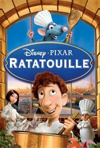Ratatouille poster