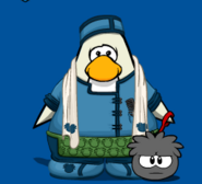 Black puffle pc
