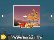 Angry-Birds-Rio Power-Ups-Update TNT-Drop-Opisanie