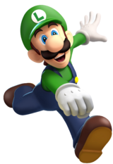 Luigi SM3DW