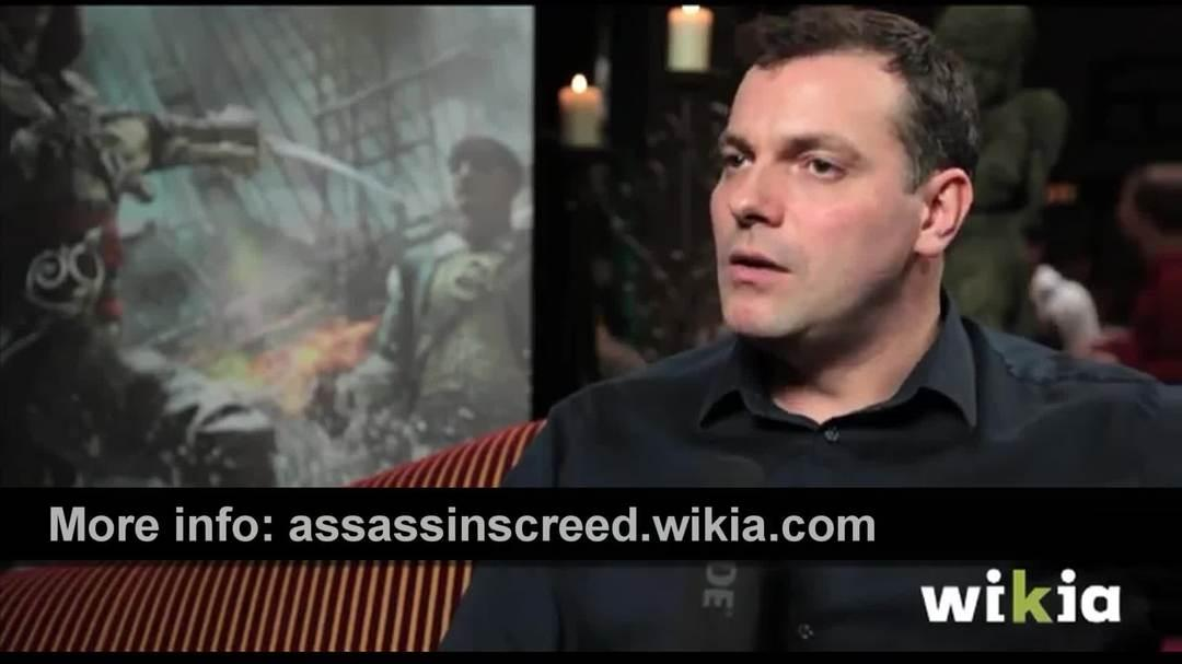 Assassin's Creed 4 - Ubisoft Interview