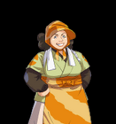 Pokemon Conquest - Generic Farmer