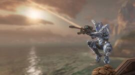Halo 4 Team Snipers Playlist Image