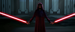 Darth Sidious Mandalore