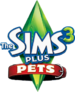 The Sims 3 Plus Pets Logo