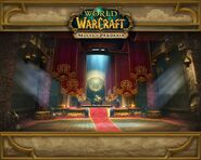 Mogushan Palace loading screen