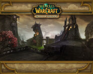 Siege of Niuzao Temple loading screen