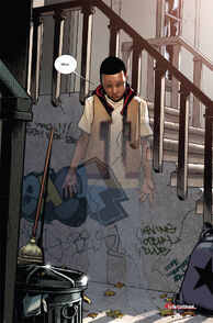 Miles Morales (Earth-1610) from Ultimate Comics Spider-Man Vol 2 1 page 20