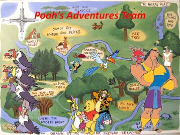 Pooh's Adventures Team