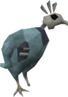 Undead chicken