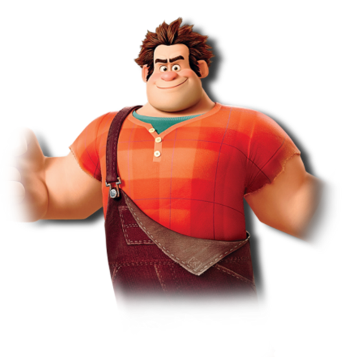 Wreck-It Ralph - PlayStation All-Stars FanFiction Royale Wiki