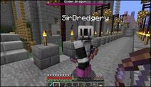 Minecraft dredgery