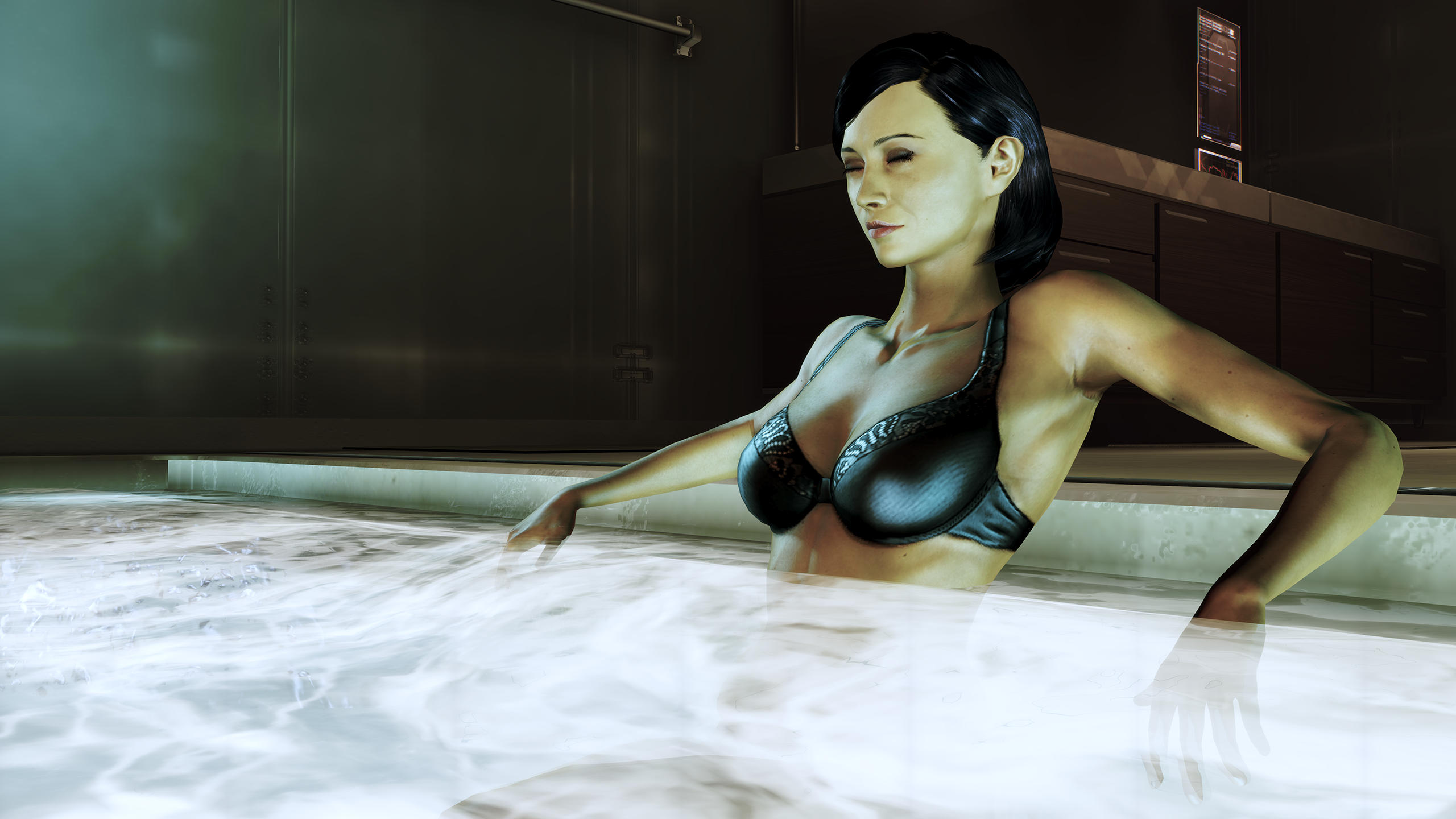 All the girls in masseffect 3d pics porn toons