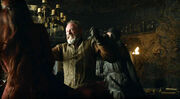 Davos Melisandre assassination S3 E1