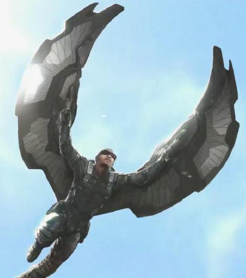 Falcon Marvel Cinematic Universe Wiki