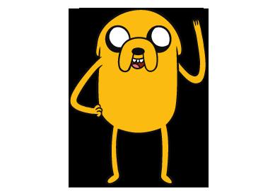 ¿Cuál es tu personaje favorito de Hora de Aventura? Jake999