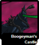 Boogeyman&#39;s castle icon