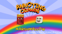 Annoying Mashmallow