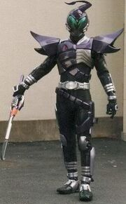 Kamen Rider Sasword