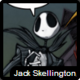Jack skellington icon