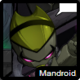 Mandroid icon