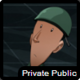 Private public icon