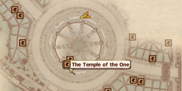 Temple of the One MapLocation