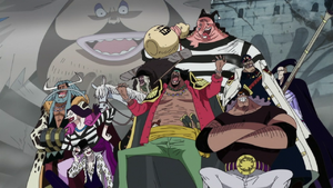 The New Blackbeard Pirates