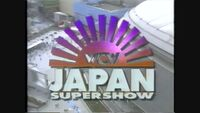 WCW New Japan Supershow