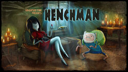 Henchman (Title Card)