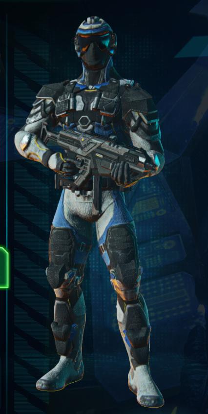 Infiltrator Composite Armor Planetside 2 Wiki