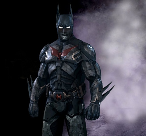 Batman Beyond (Injustice: The Future Awaits) - Injustice ...