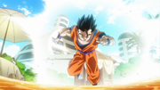Gohan Definitivo ataca (2013)