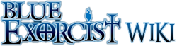 Blue Exorcist Wiki-wordmark