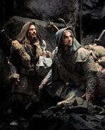 Fili and Kili - Misty Mountains