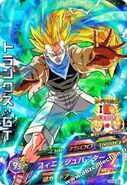 Trunks ssj 3 en dragon ball heroes