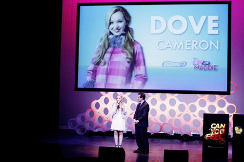 Dove Cameron Cloud 9